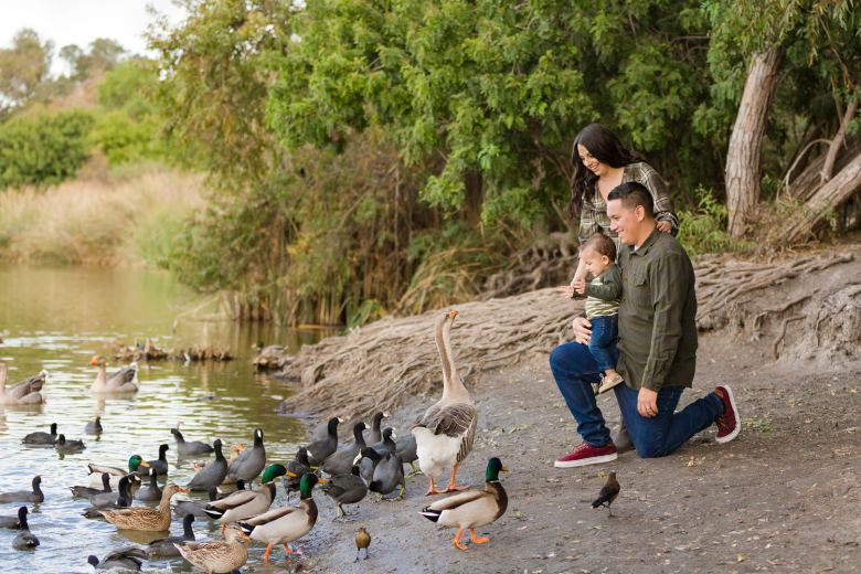 Guajome Park Family Portraits